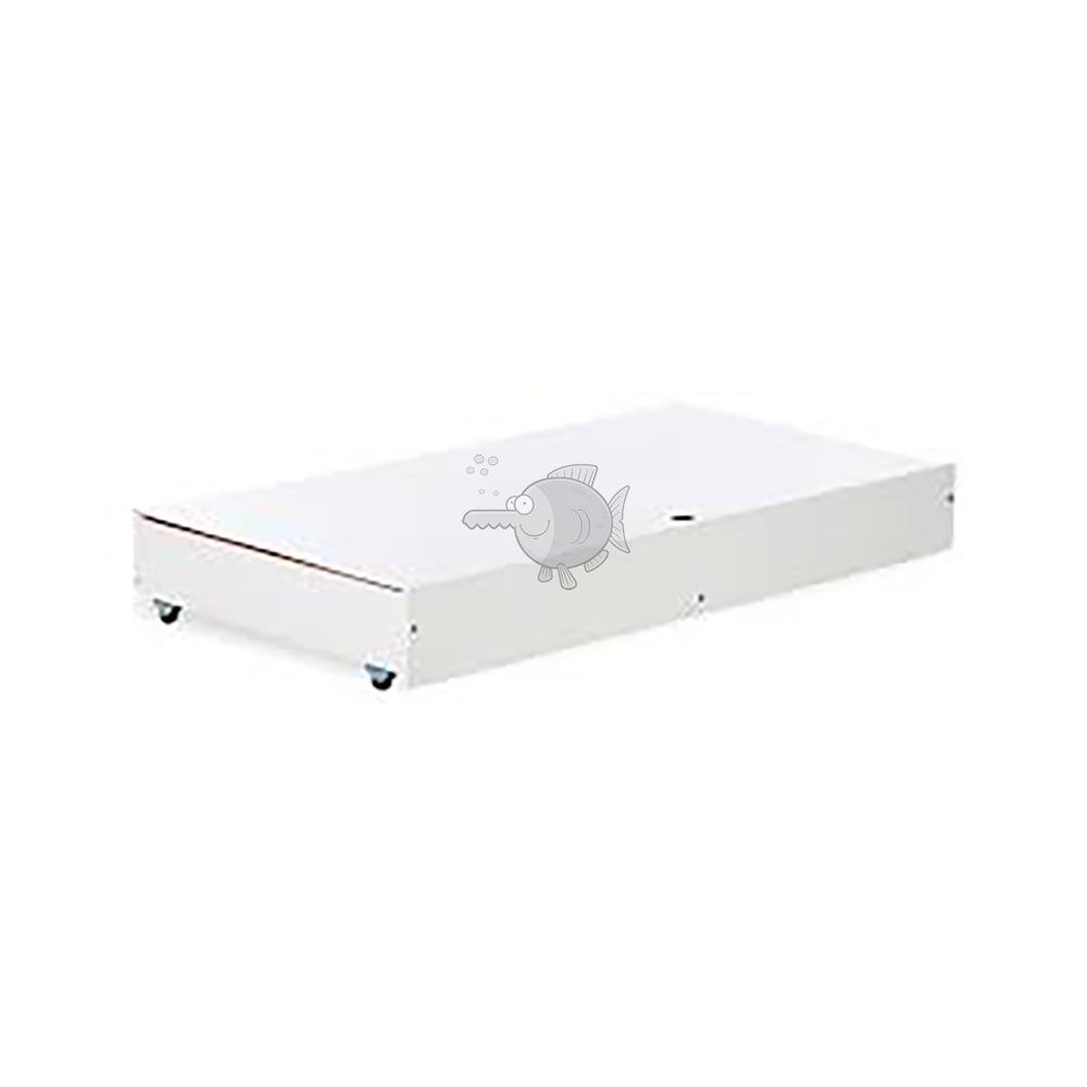 Wooden Baby Cot Bed Newborn Crib Foam Mattress Drawer