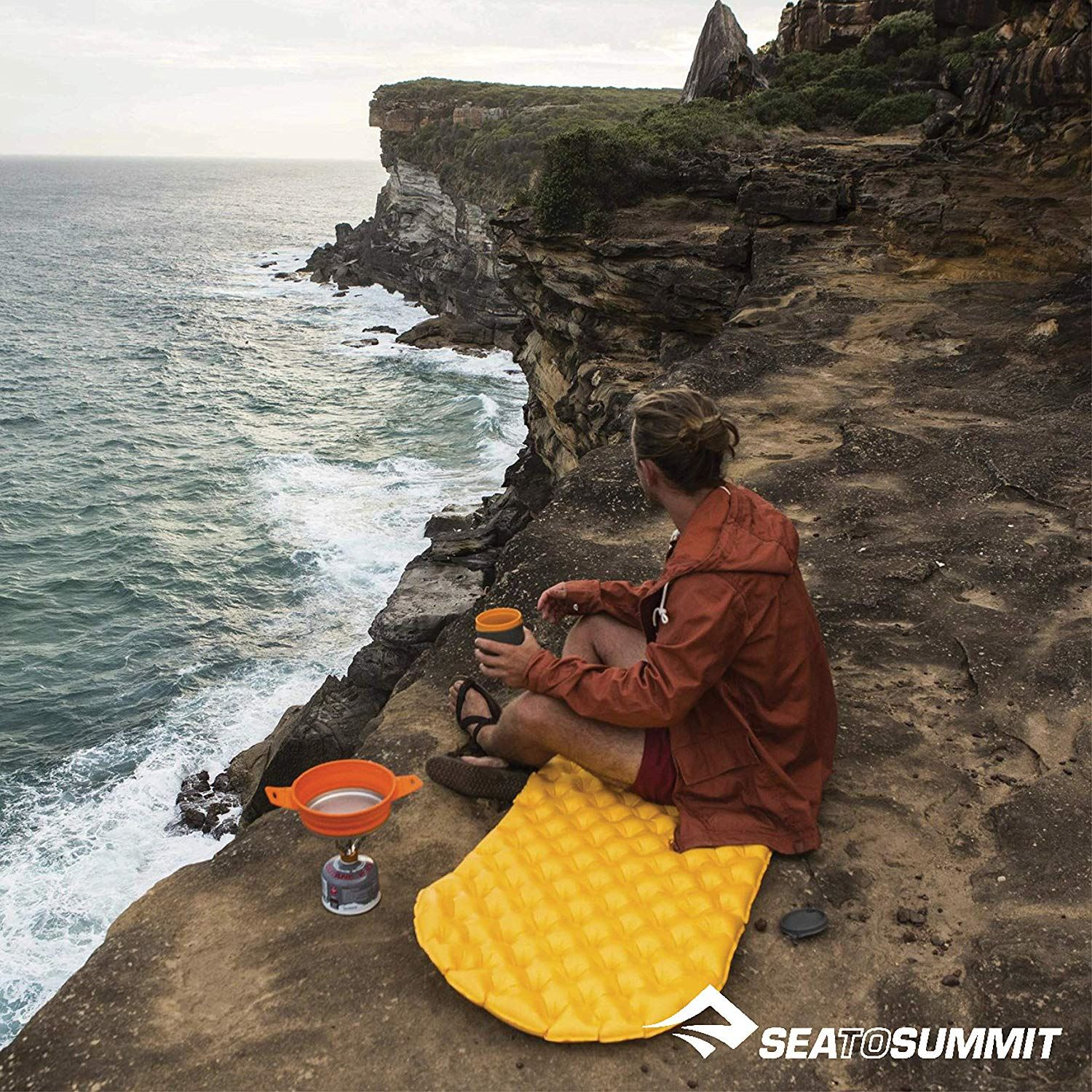 Sea to Summit Self Inflating Sleeping Mat  Camping Bed Insulated Ultralight