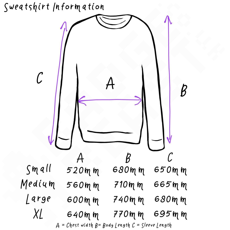 I Love My Great Dane Jumper Choose Colour Quality Sweatshirt