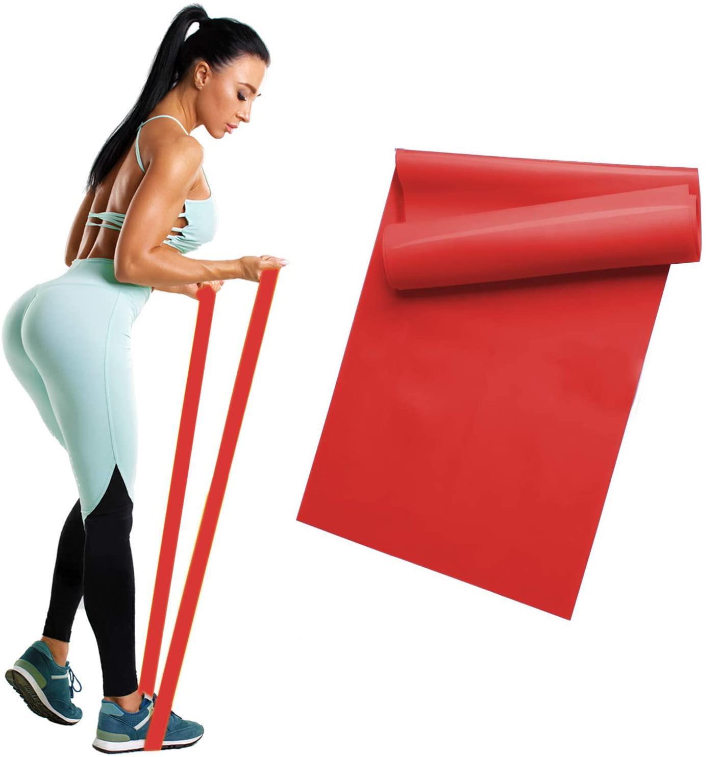 1.5//2m Theraband Resistance Bands Physio Ballet Pilates Yoga Gymnastics Strips