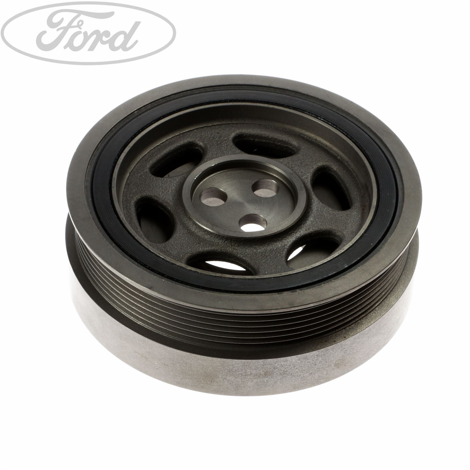 Genuine Ford Ranger 3.2 TDCI Crankshaft Belt Pulley 7PK Decoupled 1717678