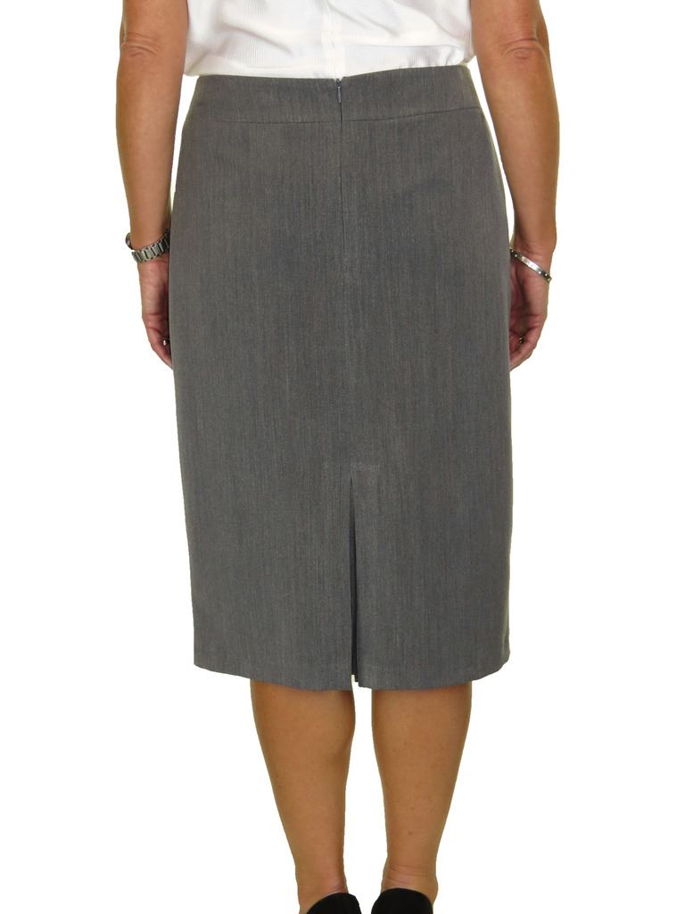 ICE Below Knee Lined Pencil Skirt Office Day 8-20
