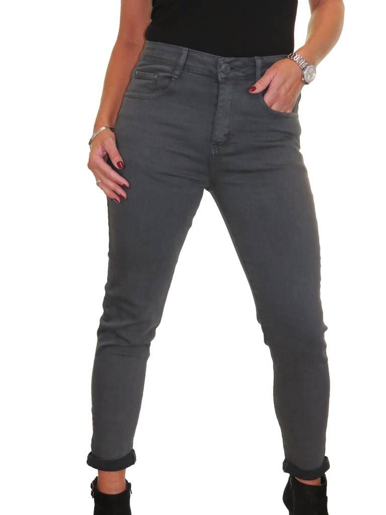 Womens Stretch Casual Denim Jeans High Waisted Various Colours NEW 12-22