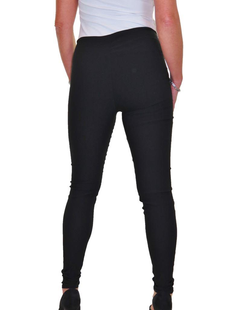 Lavabile Skinny Vita Alta Pantaloni Da Lavoro Ufficio Scolastico 4-18
