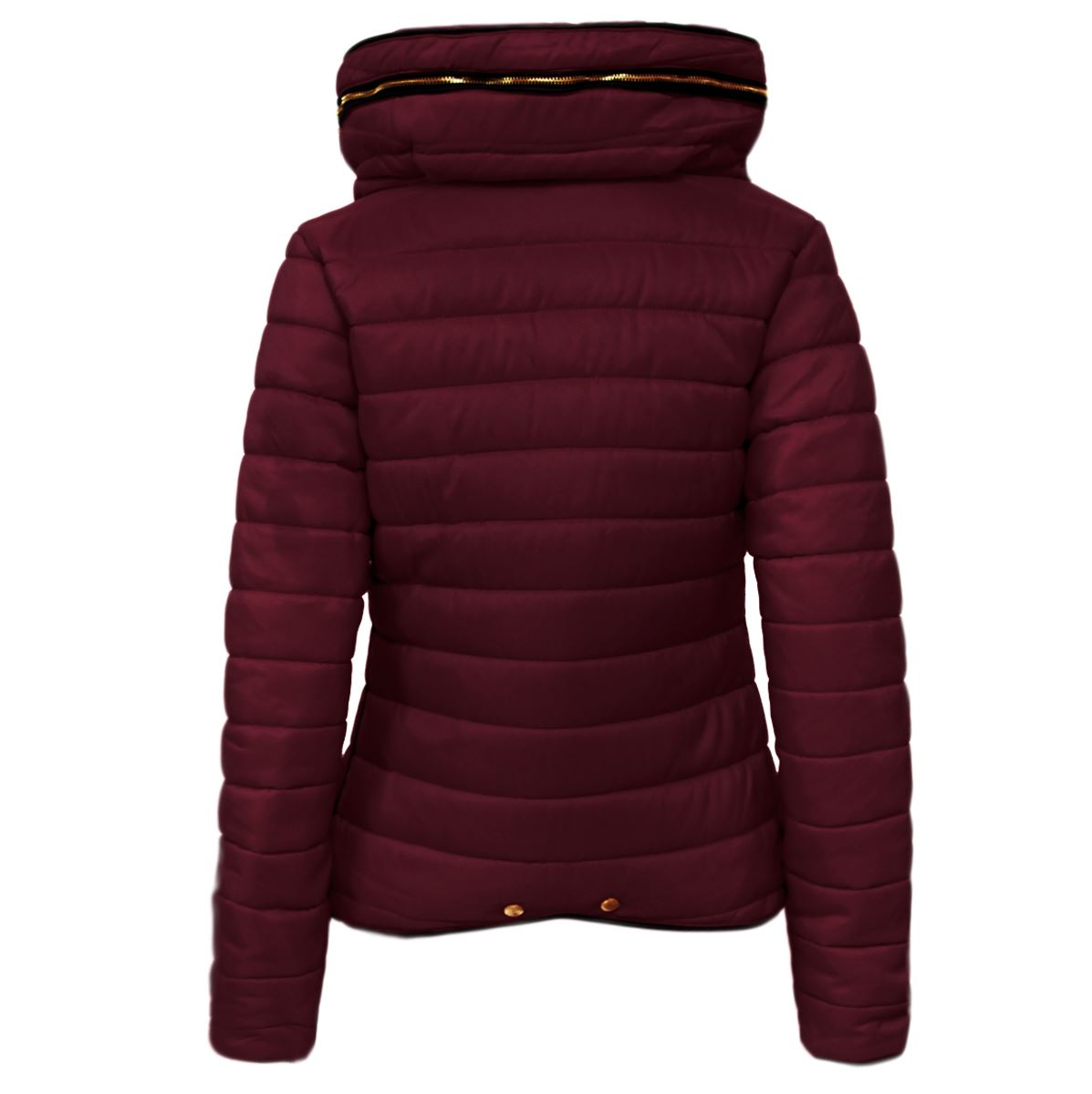 Womens Puffer Padded Ladies Jacket