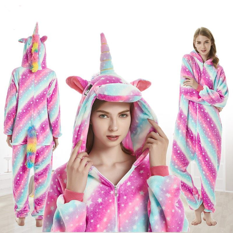 Girls Ladies Unicorn Mermaid Onesie Skeleton Bat pikachu cheshire cat Pokemon