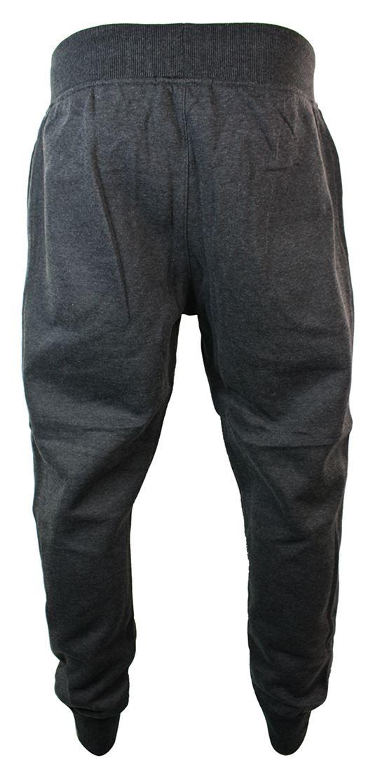 Mens Casual Designer Tracksuit Joggers Zip Top Grey Black Patch Design