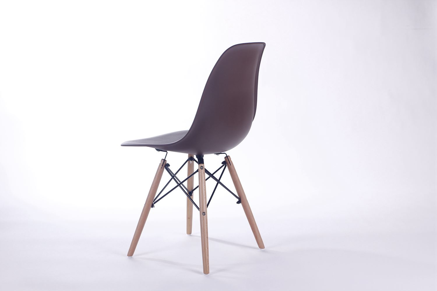 Bcea Charles Ray Eames Eiffel Inspired Dsw Dining Chair Retro
