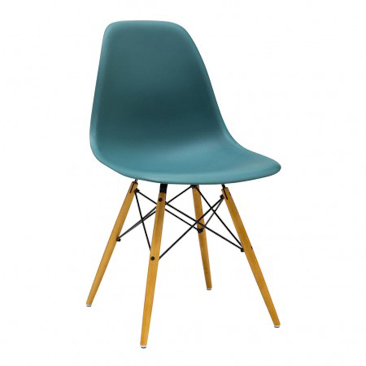 Charles Ray Eames Eiffel Inspired Dsw Dining Chair Retro