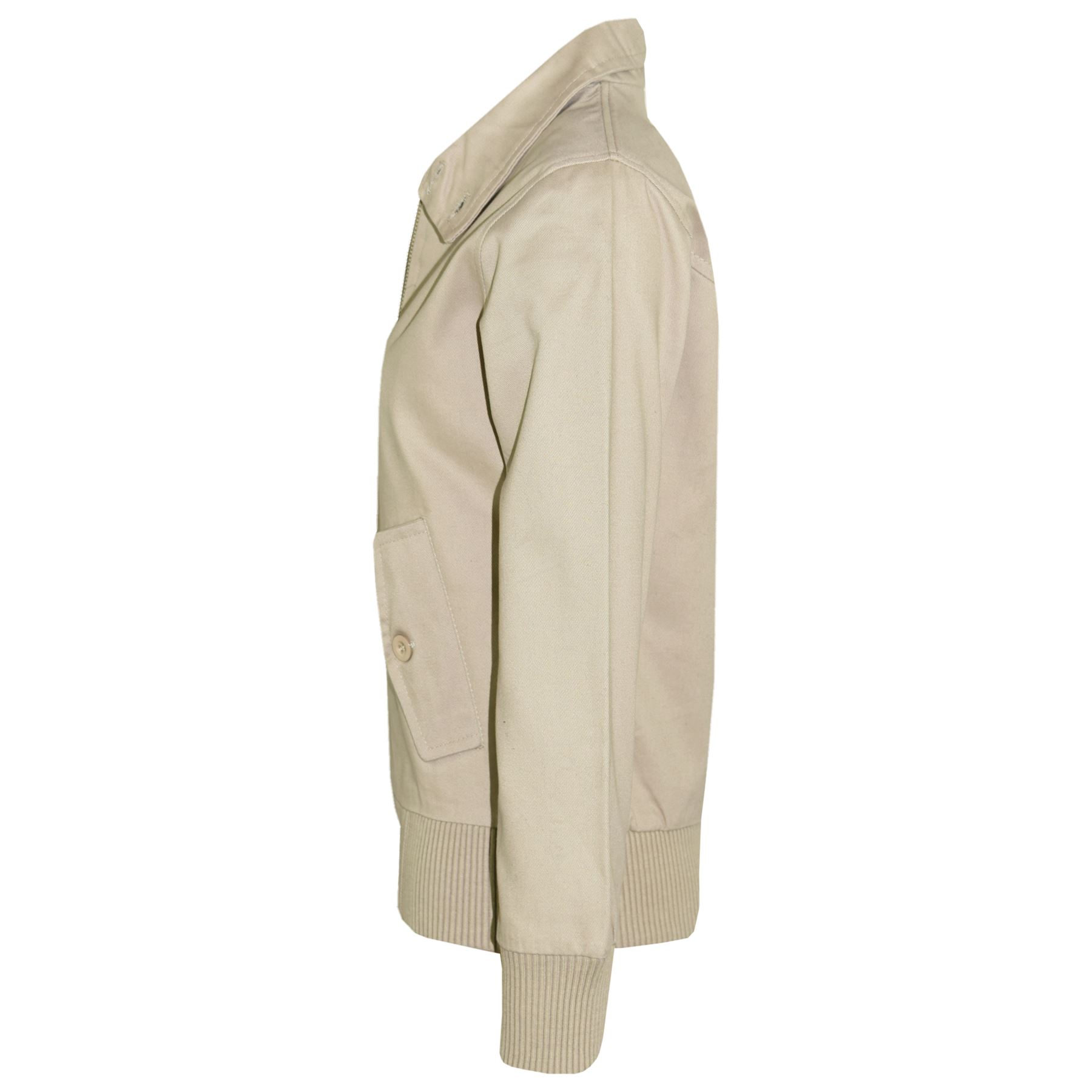 Kids Harrington Jacket Girls Boys New Classic Vintage Retro 1970/'S  Style Coat
