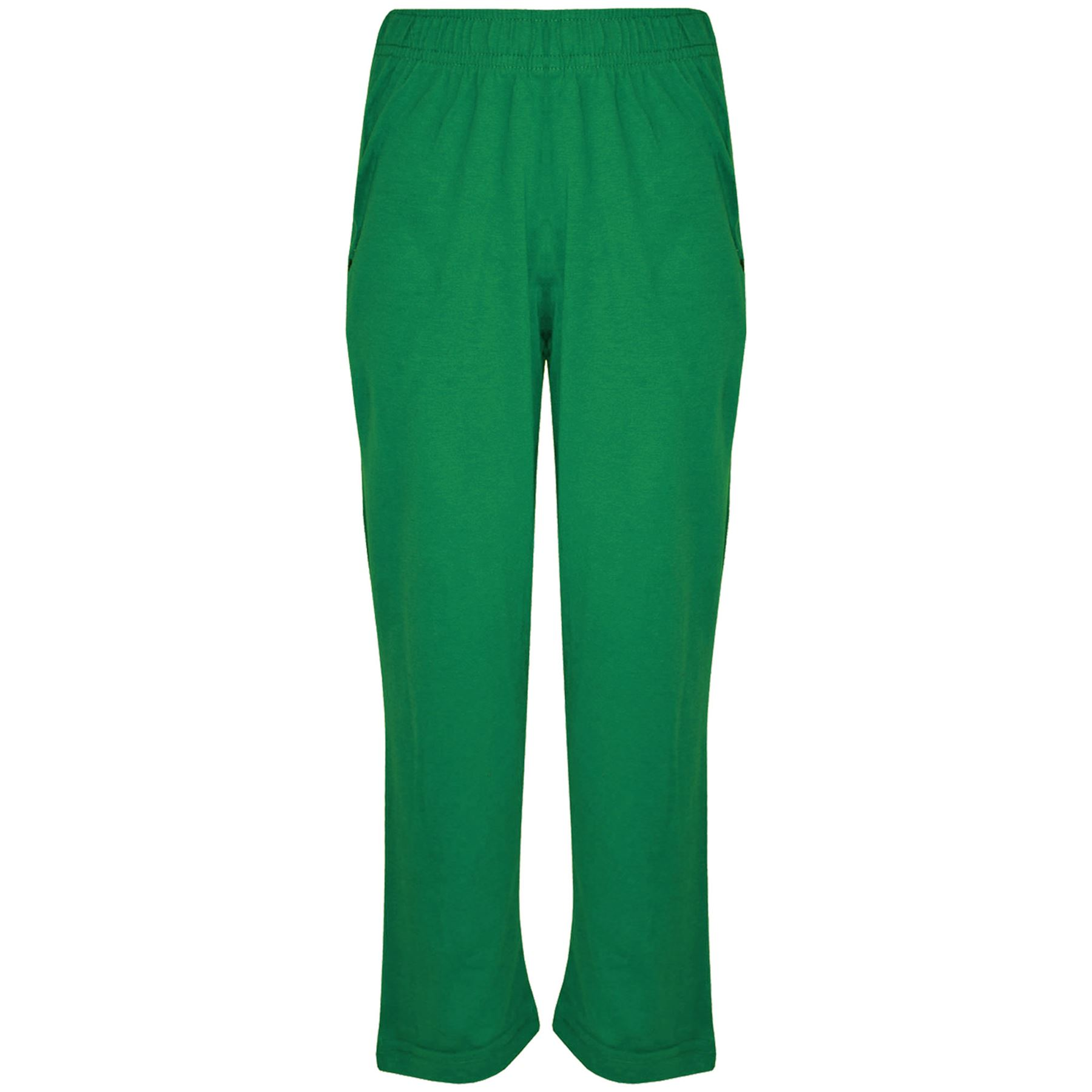 Kids Boys Girls PJS Designer Ya Filthy Animal Green Christmas Pyjamas 2-13 Years