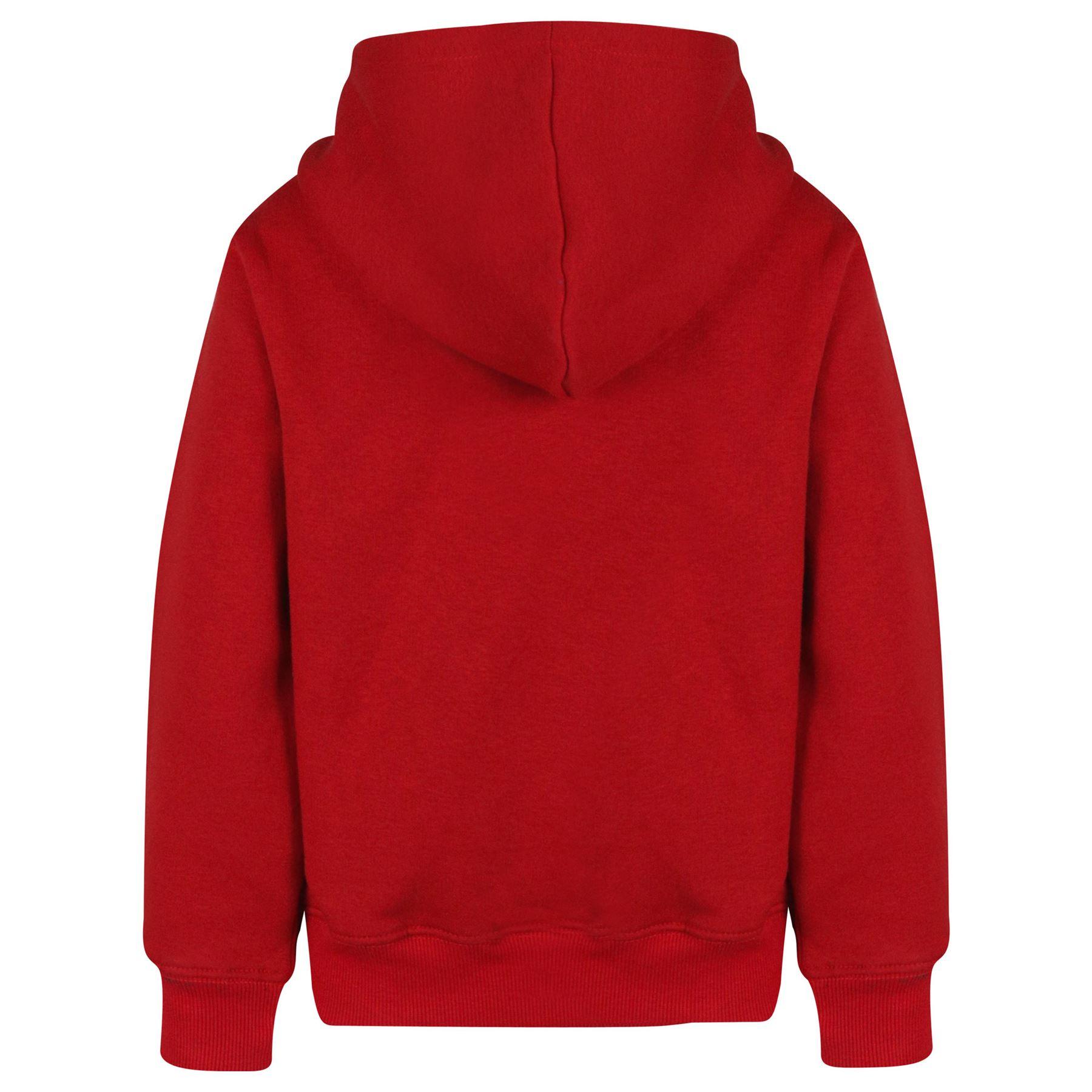 Kids Girls Boys Sweat Shirts Tops #Selfie Hooded Jumpers Hoodies New Age 2-13 Yr