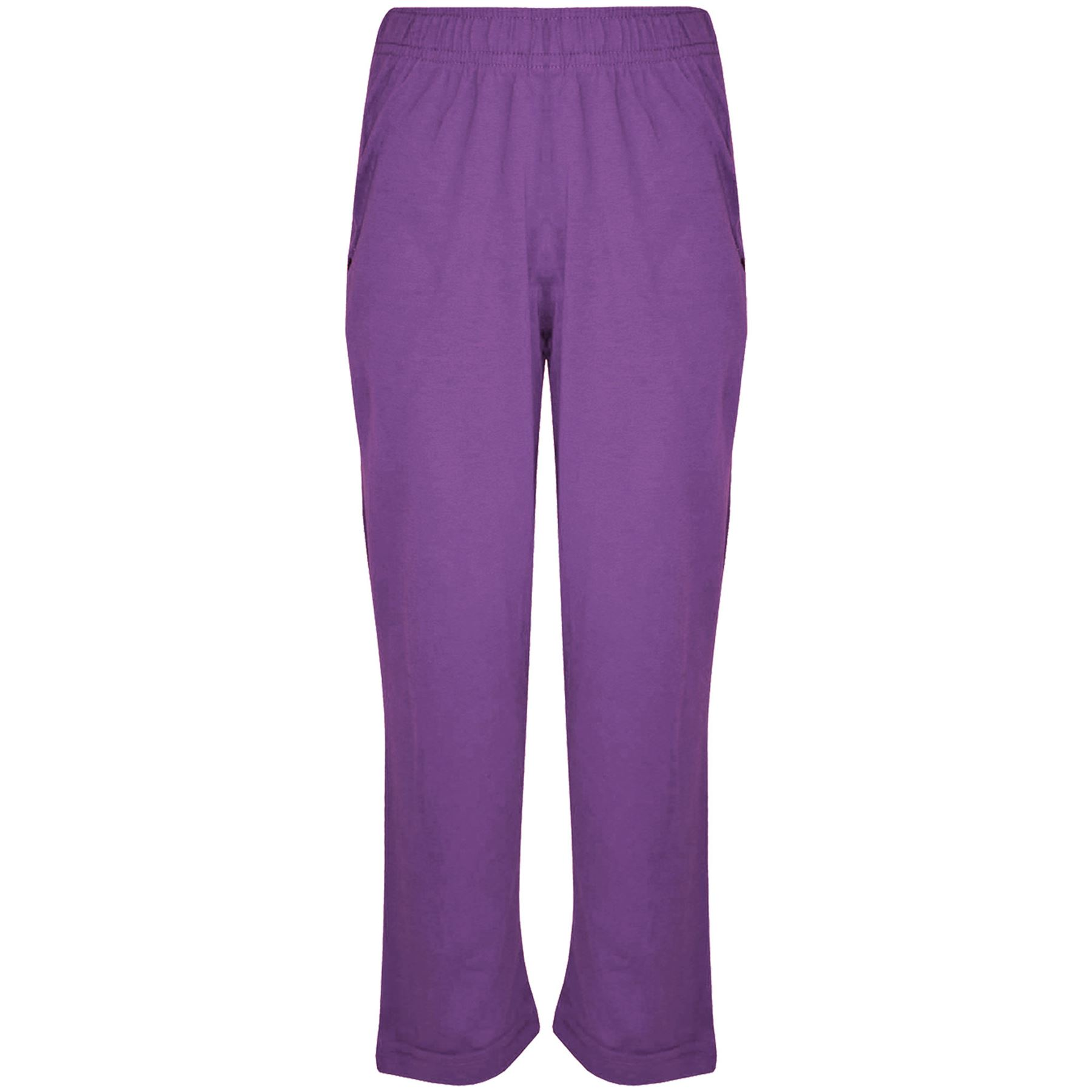 Kids Girls PJS Designer/'s Ya Filthy Animal Lilac Christmas Pyjamas Age 2-13 Year