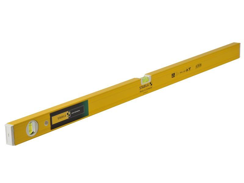 Stabila - 80A-2 Spirit Level 3 Vial 16054 40cm - 16054