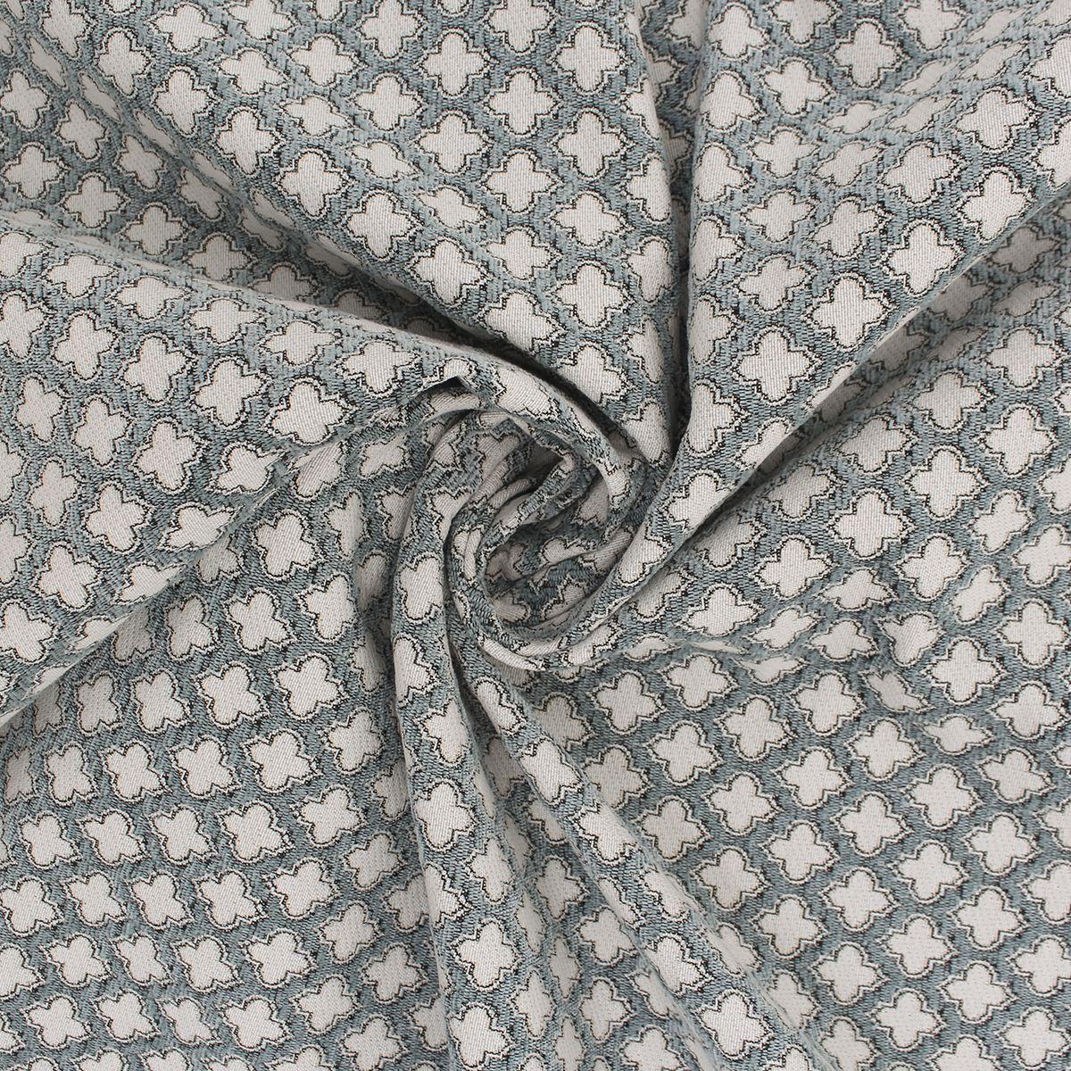 Mandala Géorgien Diamond Tissé Tapisserie Chenille traditionnel recouvert de tissu