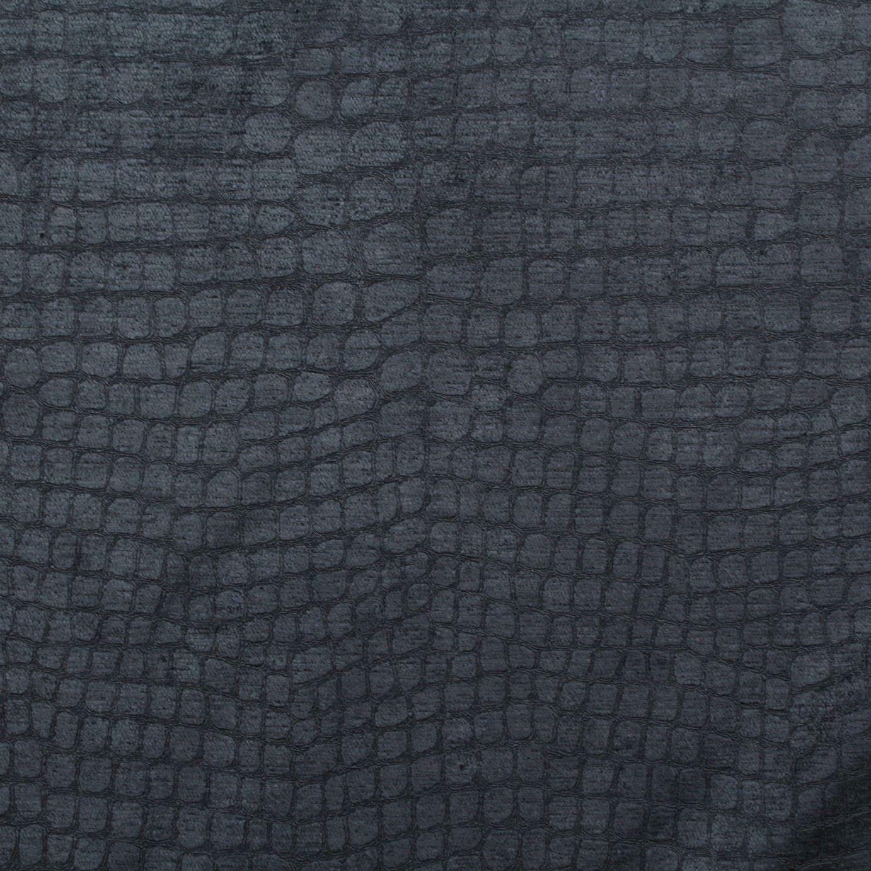 Retardante ignífugo Lujo Animal Croc triturados Chenille tapicería del sofá de tela
