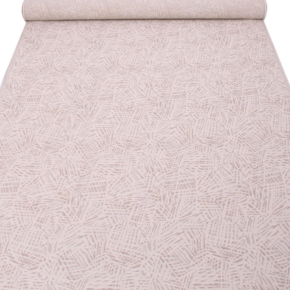 York Avantgarde Abstracto Beige Tela de tapicería tejido textured patrón de crema