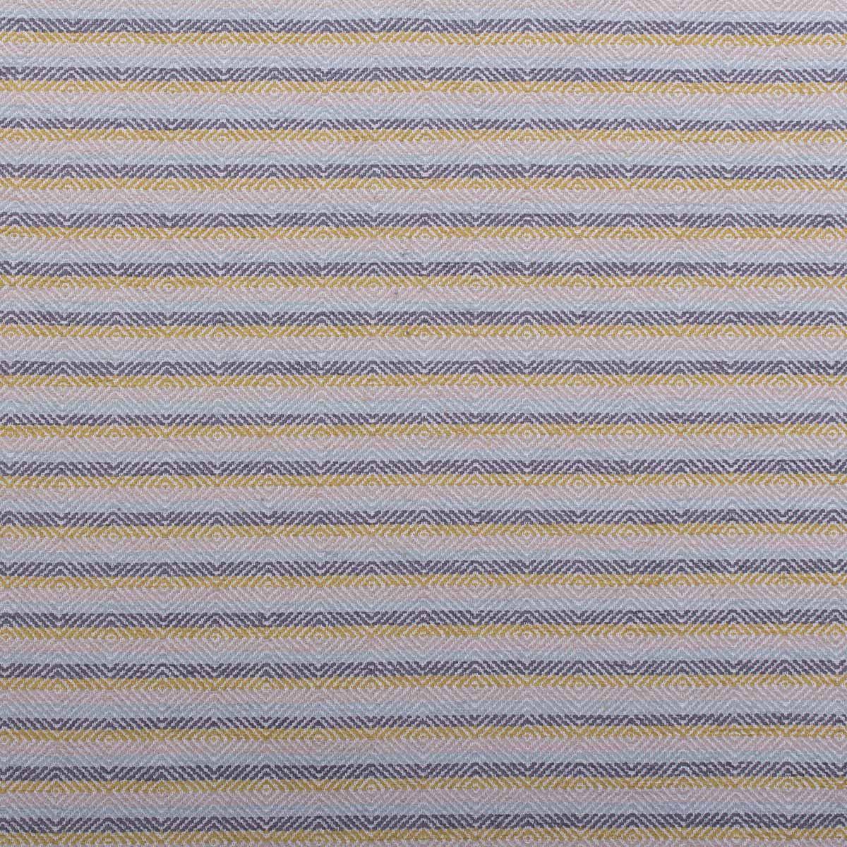 Diamond Ondulación geométrica Chenille cestería Cortina Tela de tapicería
