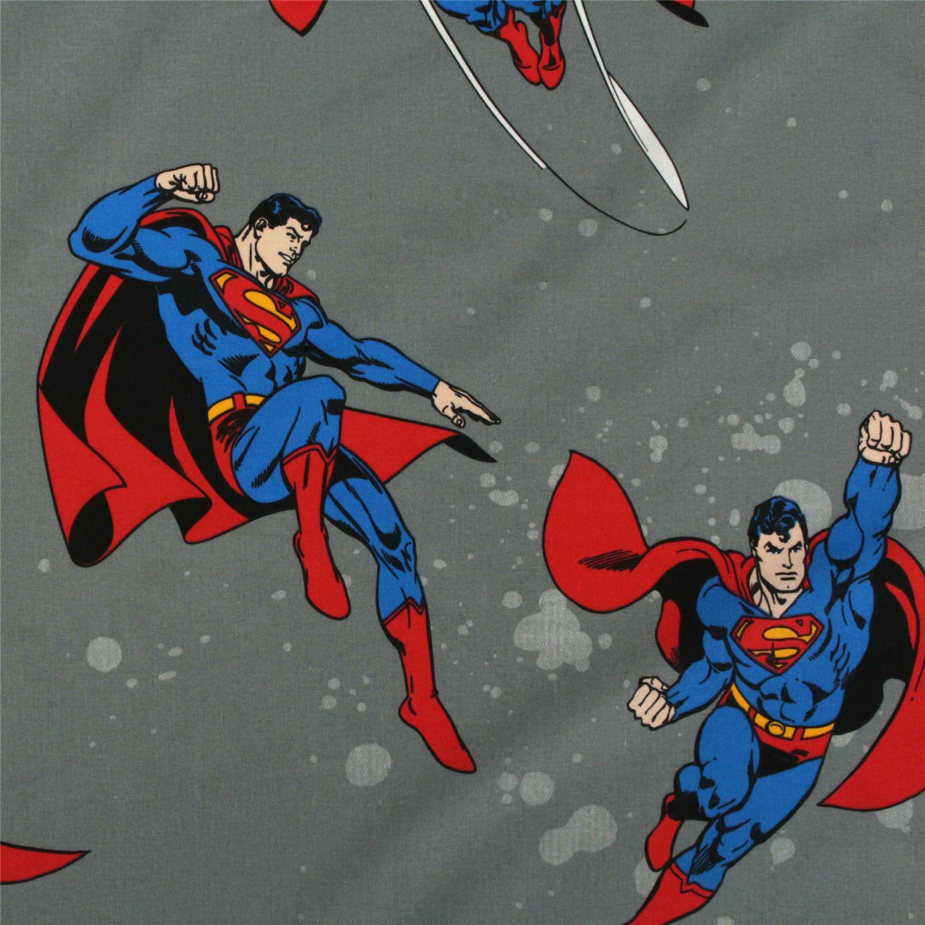 Licensed Disney Cartoon Marvel DC Comic Character 100/% Cotton Curtain Fabric