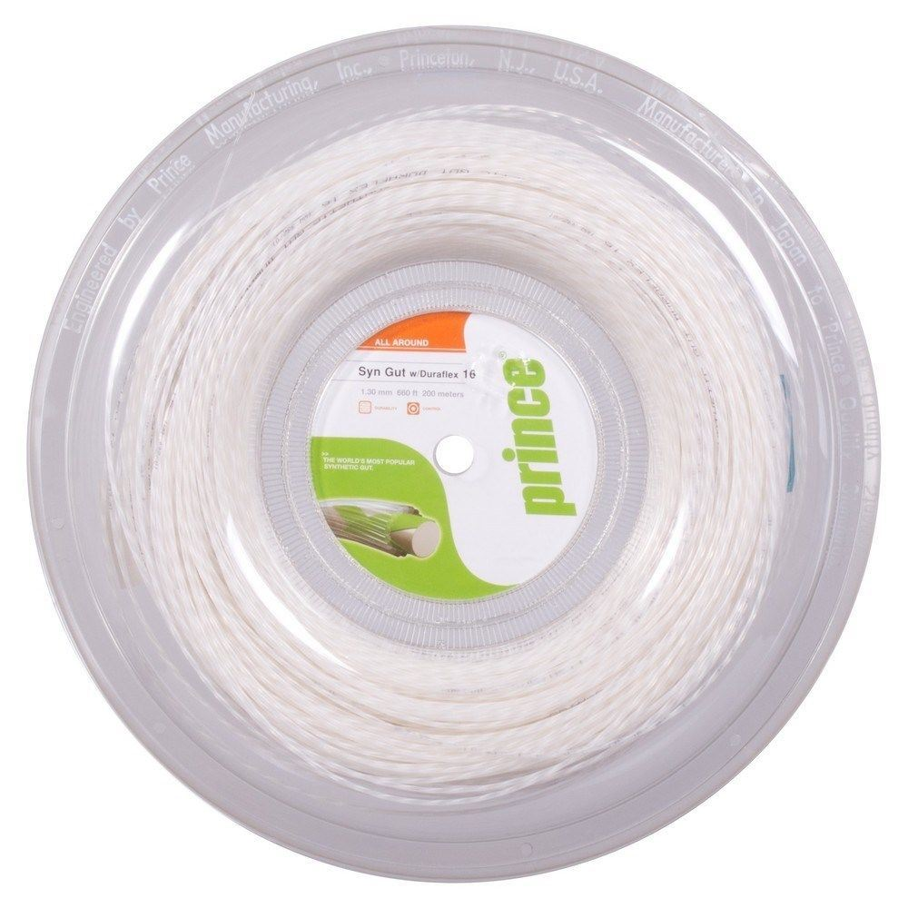 Duraflex Tennis String Prince Synthetic Gut
