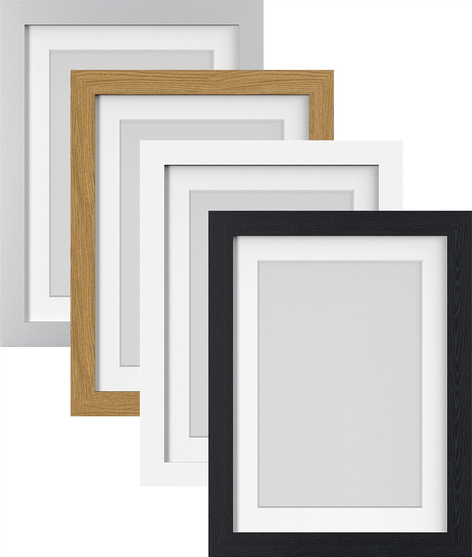Poster frame molding kit