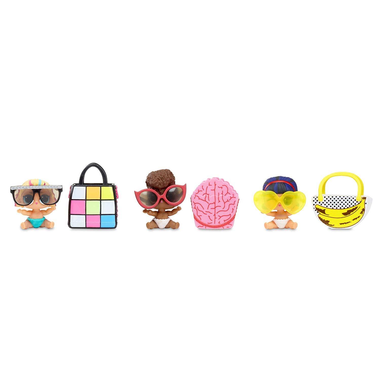 Glam Glitter L.O.L sorpresa dolls-PERLA sorpresa Lil Sisters /& More!