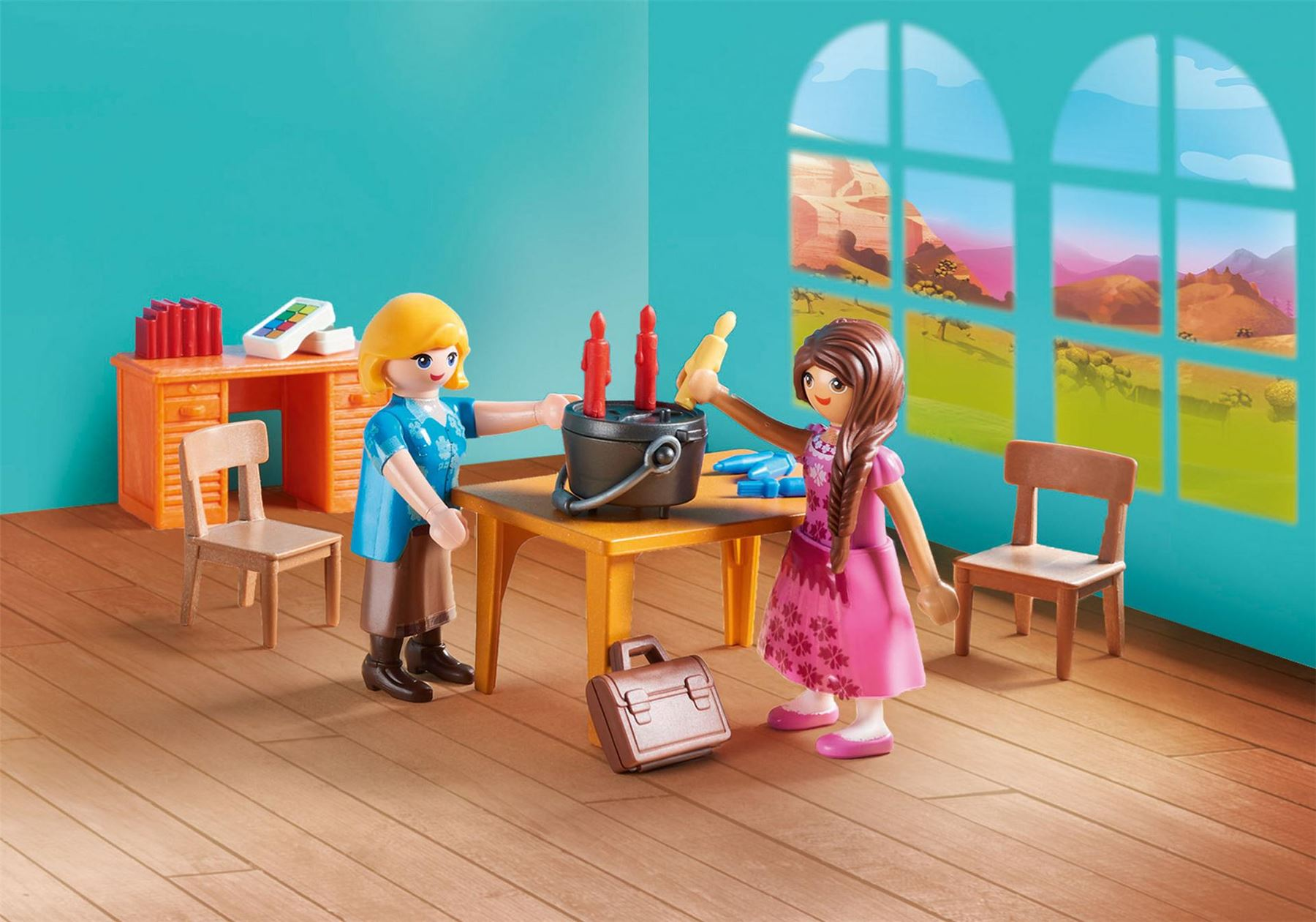 Barn Vaulting Solana /& More! Playmobil DreamWorks Spirit Sets Riding Arena