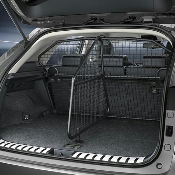14-16 Quilted Boot Liner and Dog Guard to fit Lexus Nx Hybrid