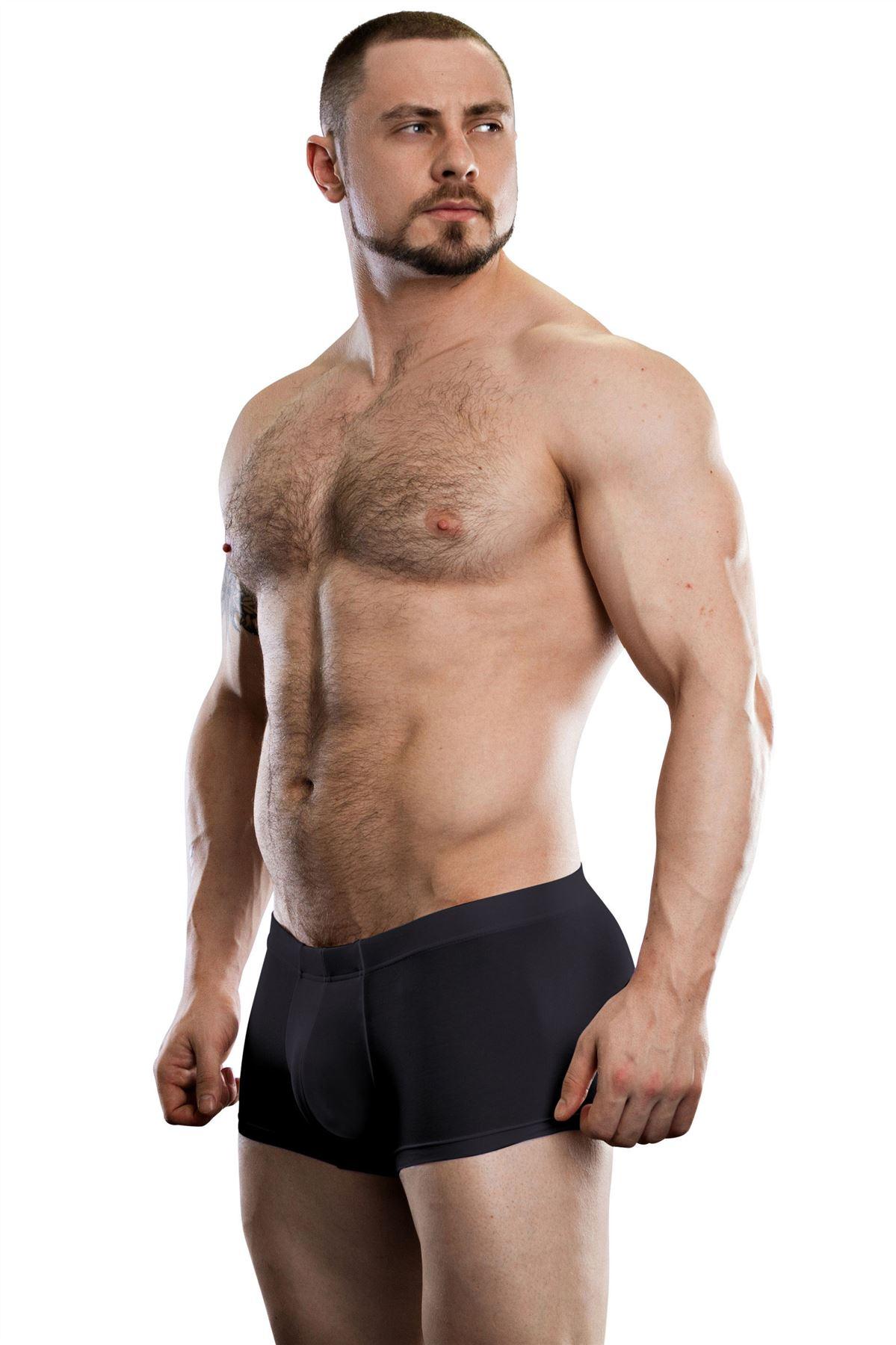 Boglietti Men/'s Italian Single Jersey Stretch Boxer Short Light Supportive Trunk