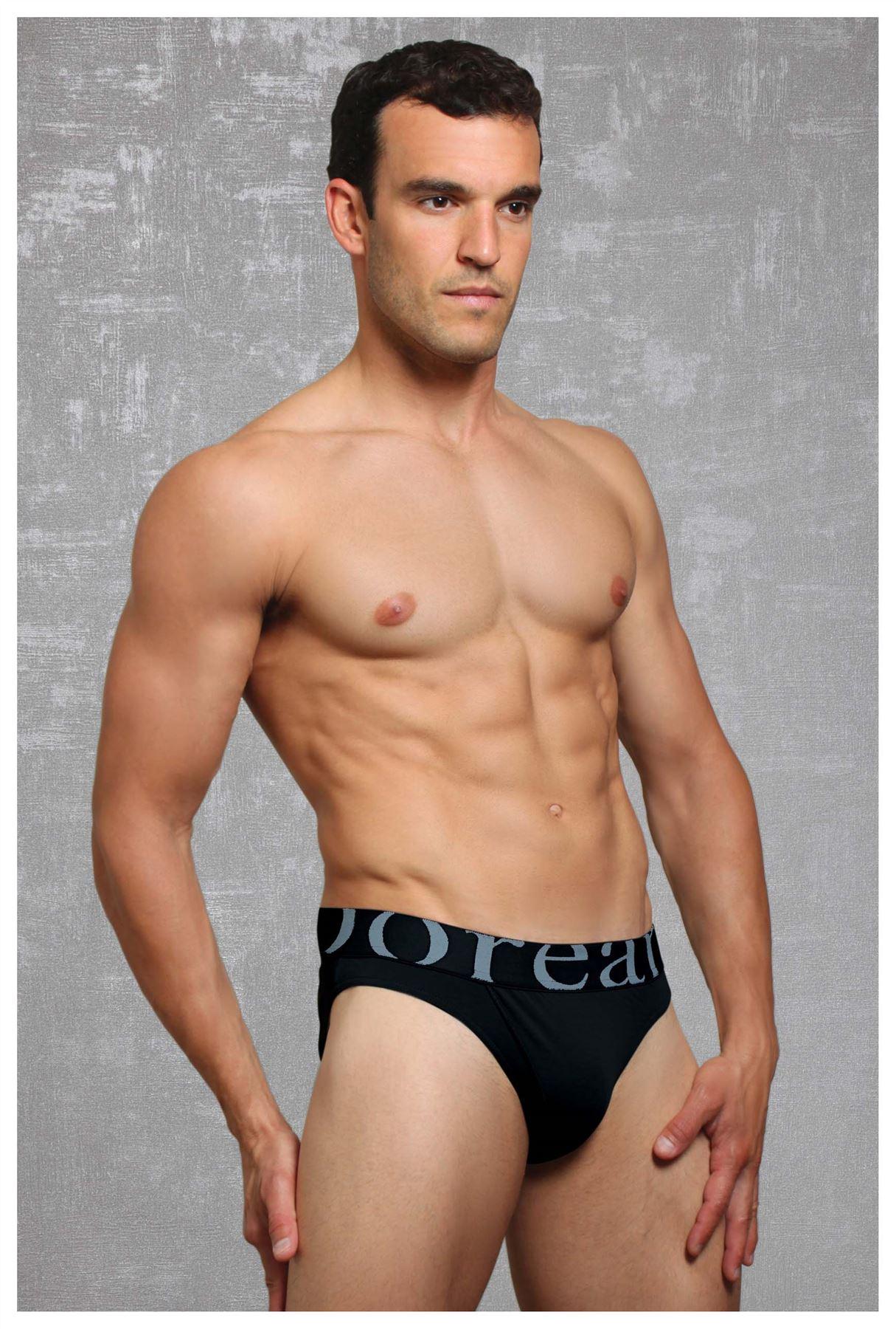 mens fly underwear bikini breathable male slip Doreanse 1225 Innovant Gill Brief