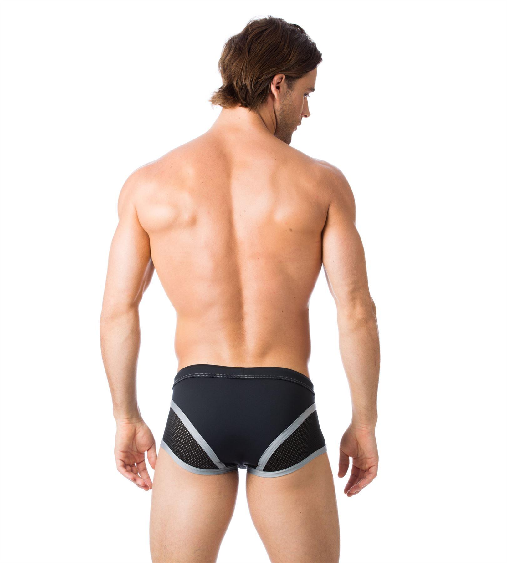 GREGG Homme Men/'s elemento Swim Trunk Boxer Short RRP £ 63.95venditaGioco