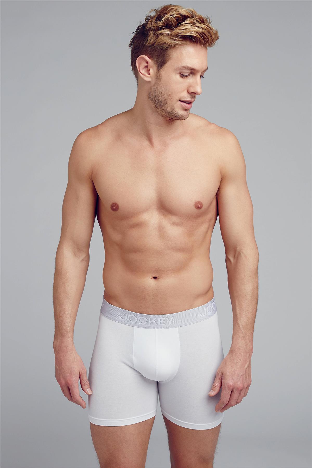 Jockey 3D Innovations Boxer Trunks 2215-Jockey Homme Sous-vêtements