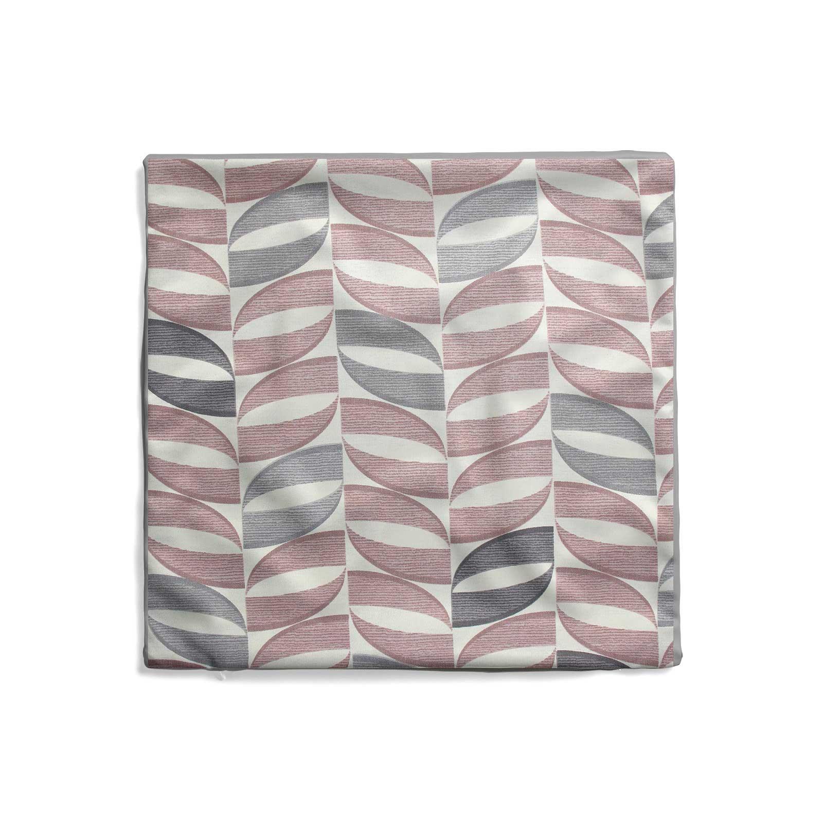 """Géométrique housses de coussin ocre rose poudré bleu violet moderne Coussins Housse 17/"""" X 17/"""""""