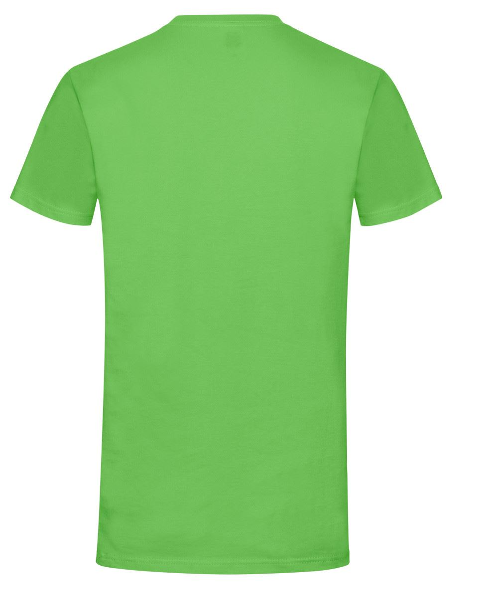 Fruit Of The Loom Mens Softspun Sofspun Plain T-Shirt tshirt Tee 100/% Cotton