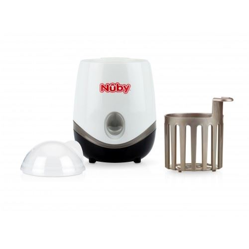 Nuby Natural Touch Bottle /& Food Warmer 1 2 3 6 12 Packs