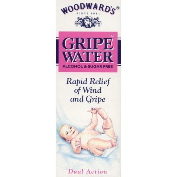Woodwards Gripe Water 150ml - 2 Pack