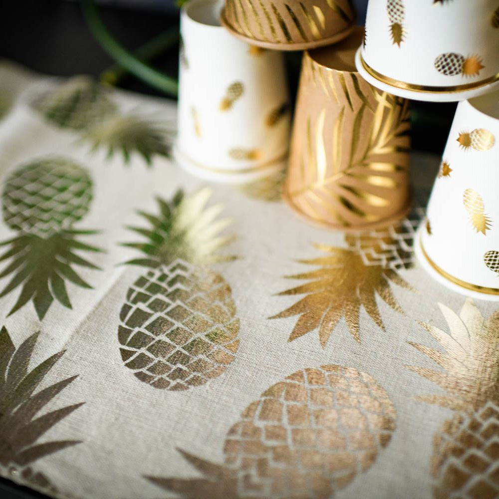 Table Runner Wedding Party Tablecloth Christmas Home Decor