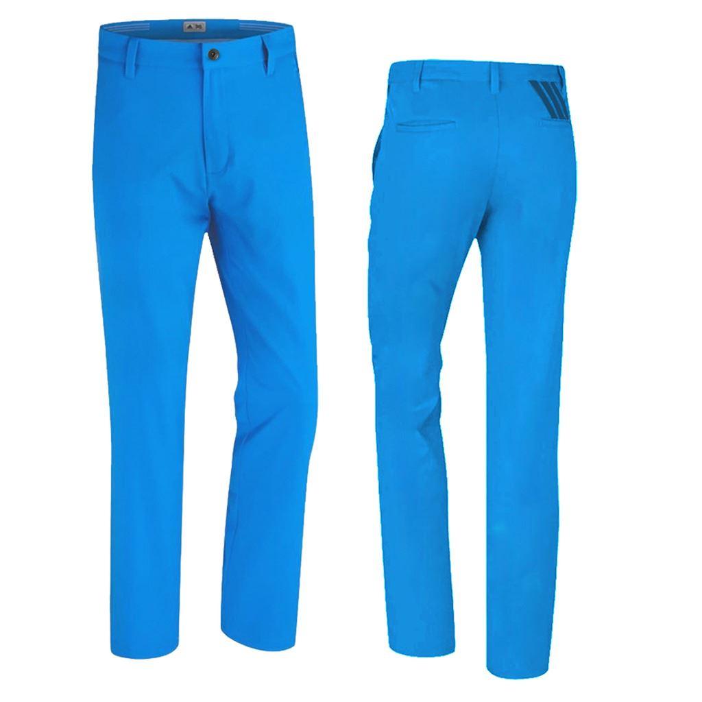 Adidas junior fashion textured golf trousers