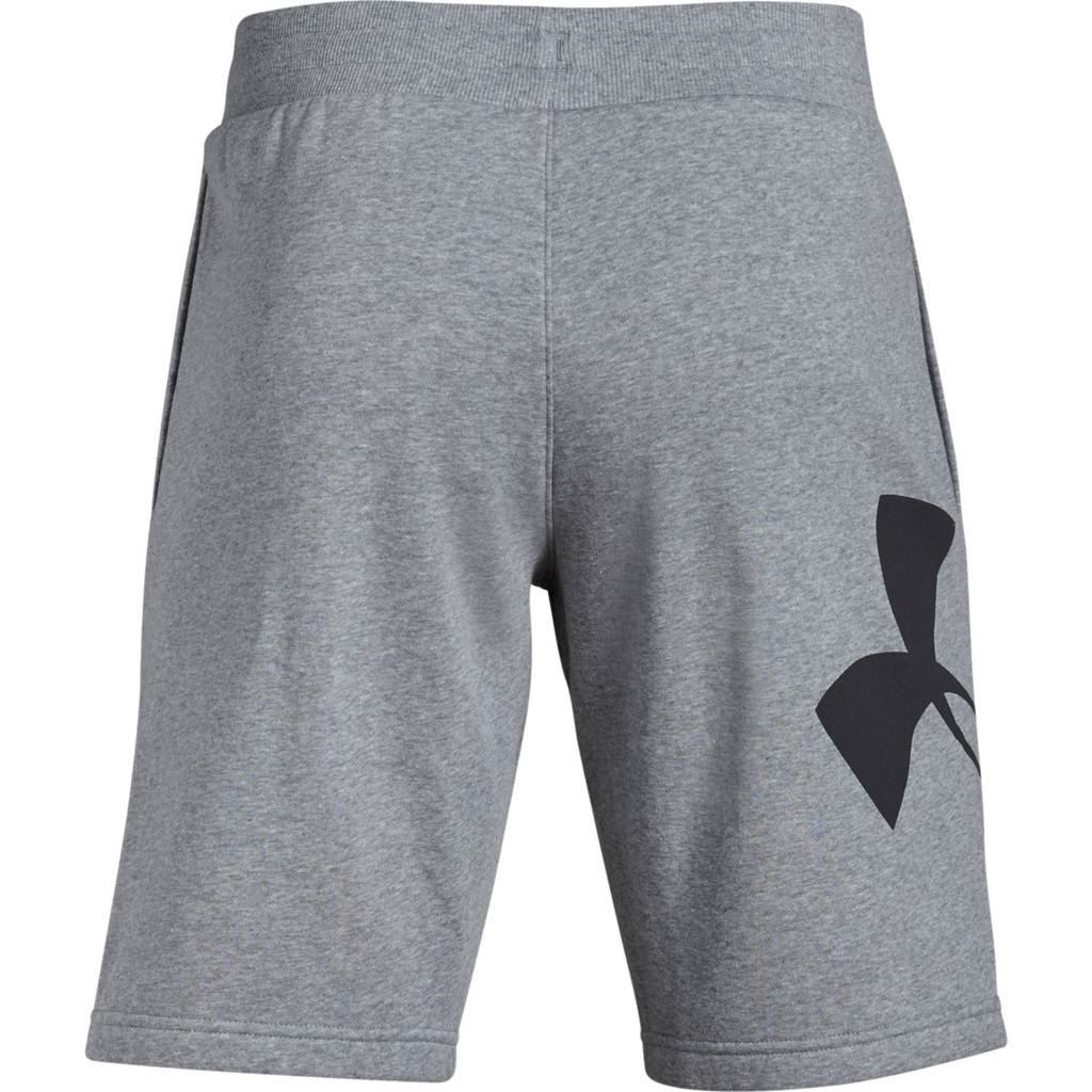 Under Armour homme Rival Polaire UA Logo SWEATSHORT Training Fitness Short