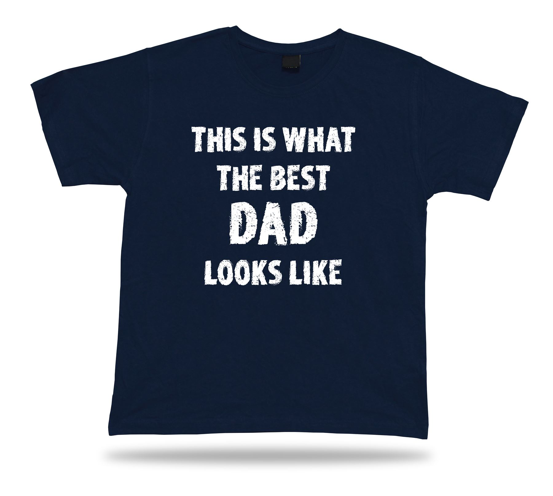 This Is how the best Dad looks like T shirt Gift occasion birhday present Tee