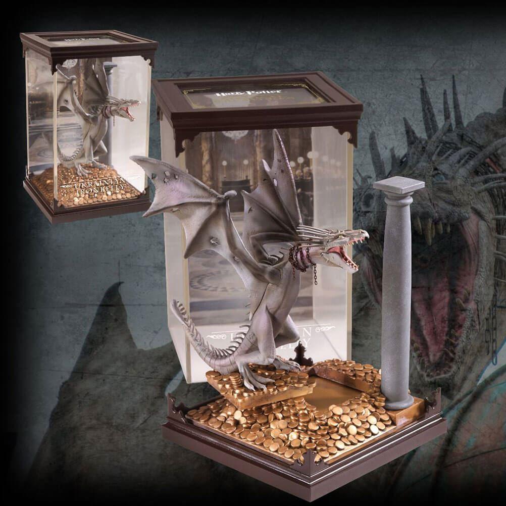 5 Ukrainian Ironbelly Figure Official Harry Potter Magical Creatures No