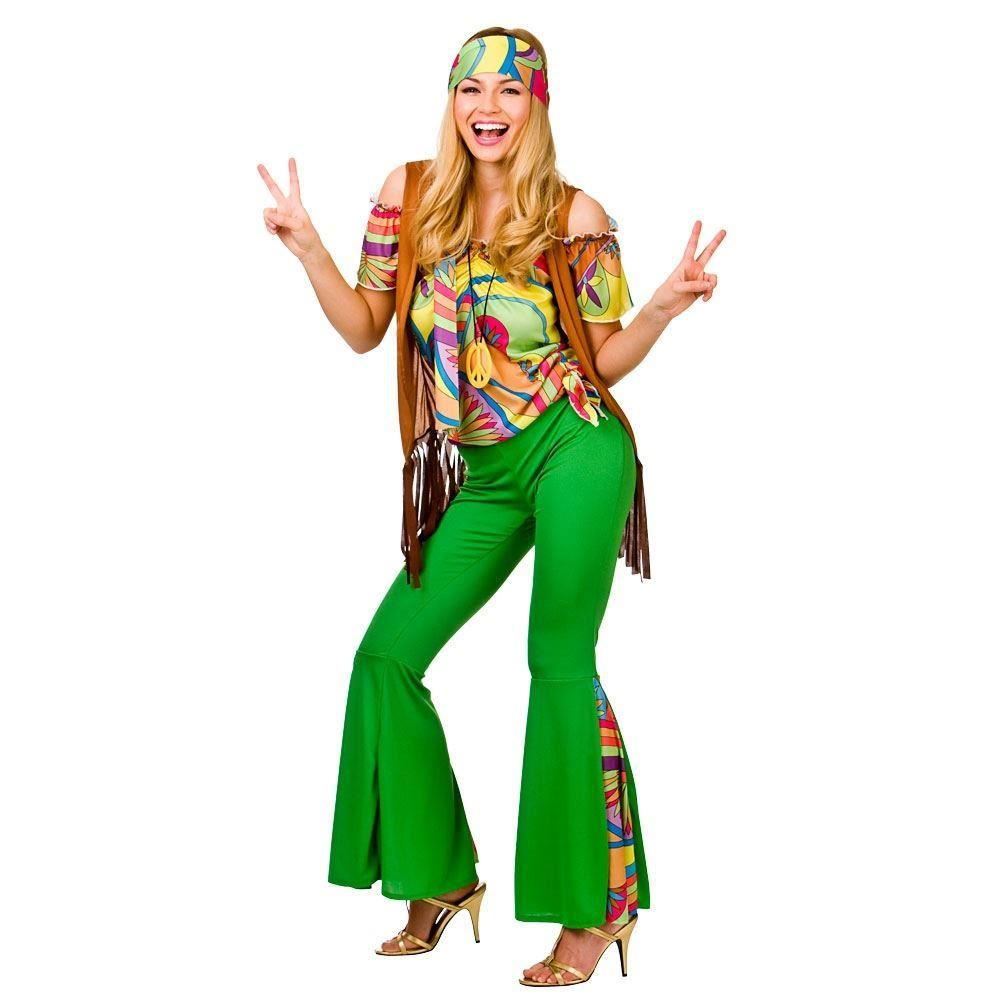 Flower power hippie fashion 39
