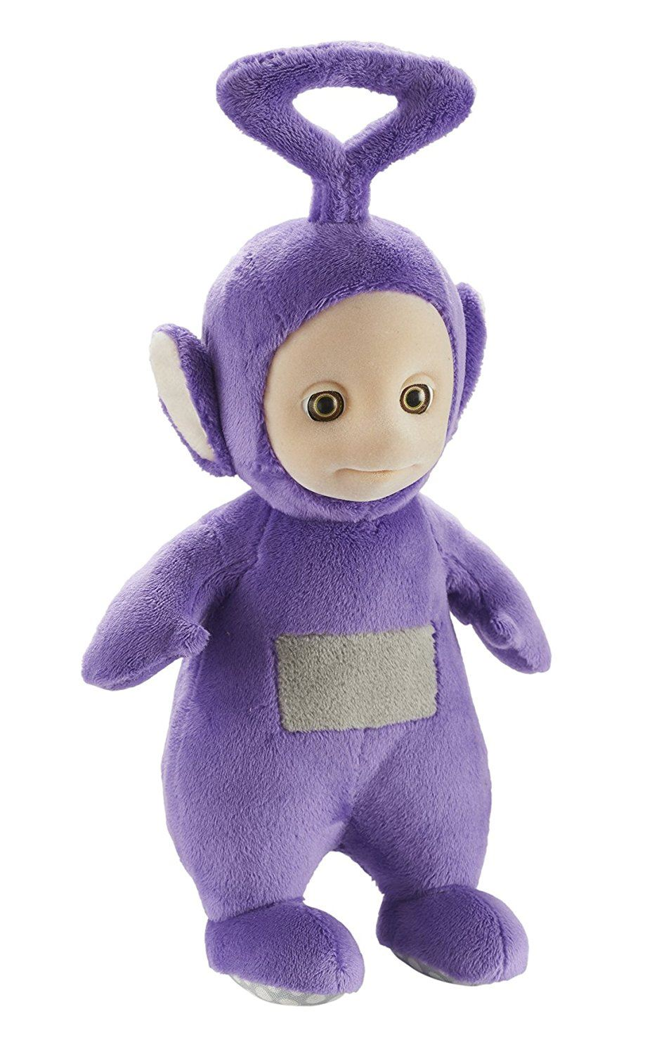 Teletubbies 26cm Talking Tinky Winky Soft Plush Toy Brand New