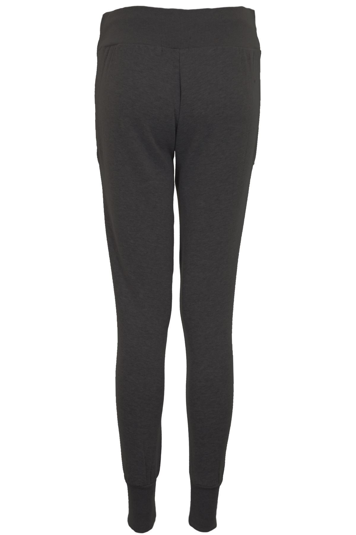 Womens Elasticated Gold Zip Pockets Luxury Trousers Tracksuit Bottoms Joggers
