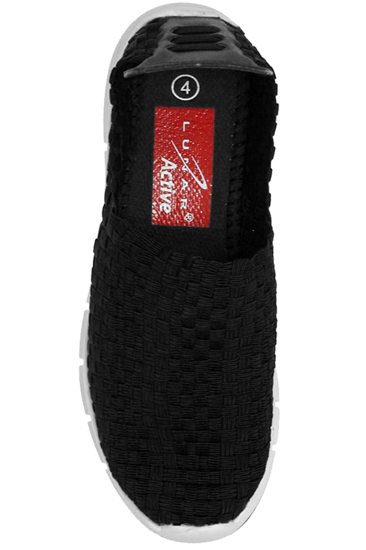 FLK014 Maverick Womens Lightweight Comfortable Shoes Elasticated Trainers