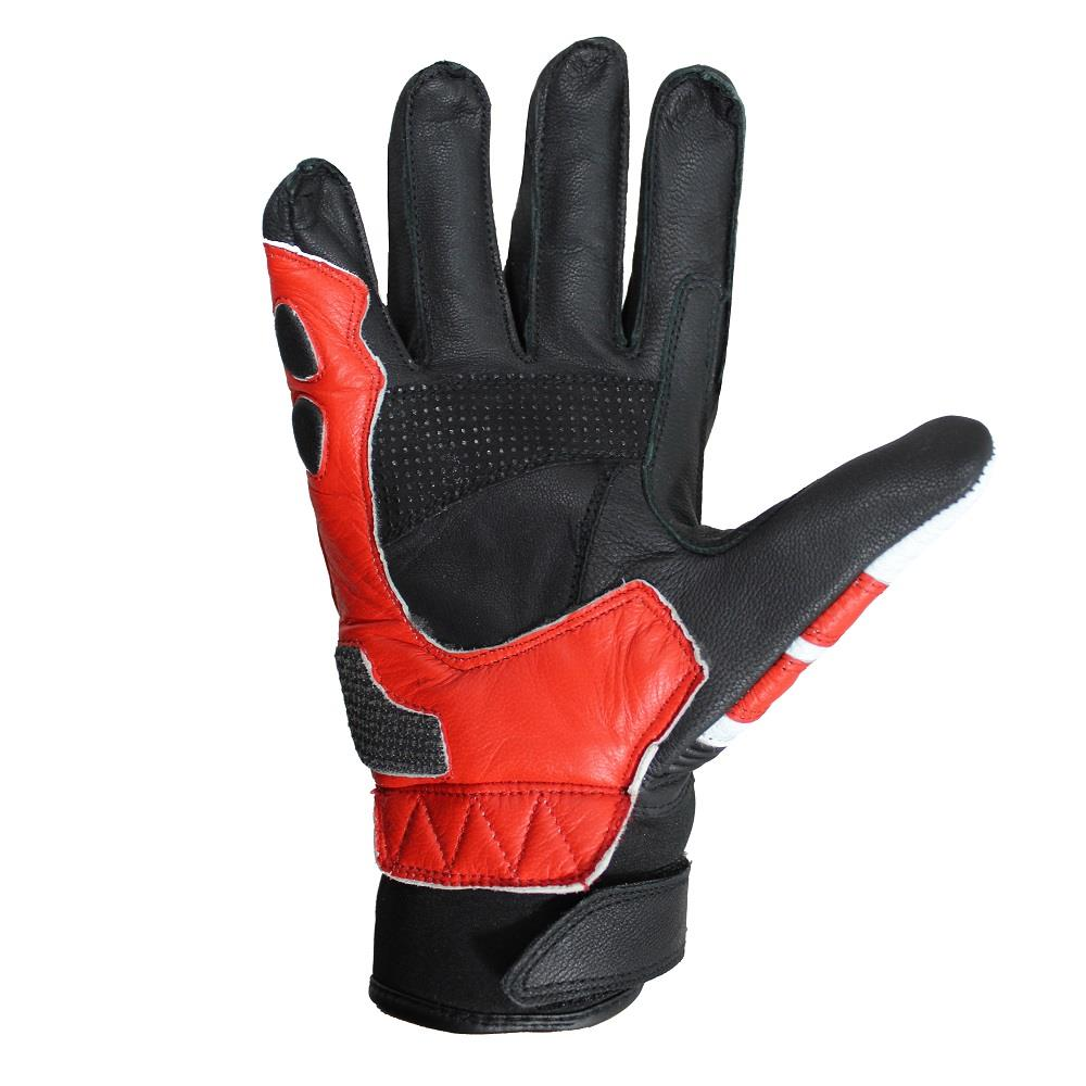 ARMR Moto Eyoshi Summer Leather Sports Motorcycle Gloves Motorbike Racing New
