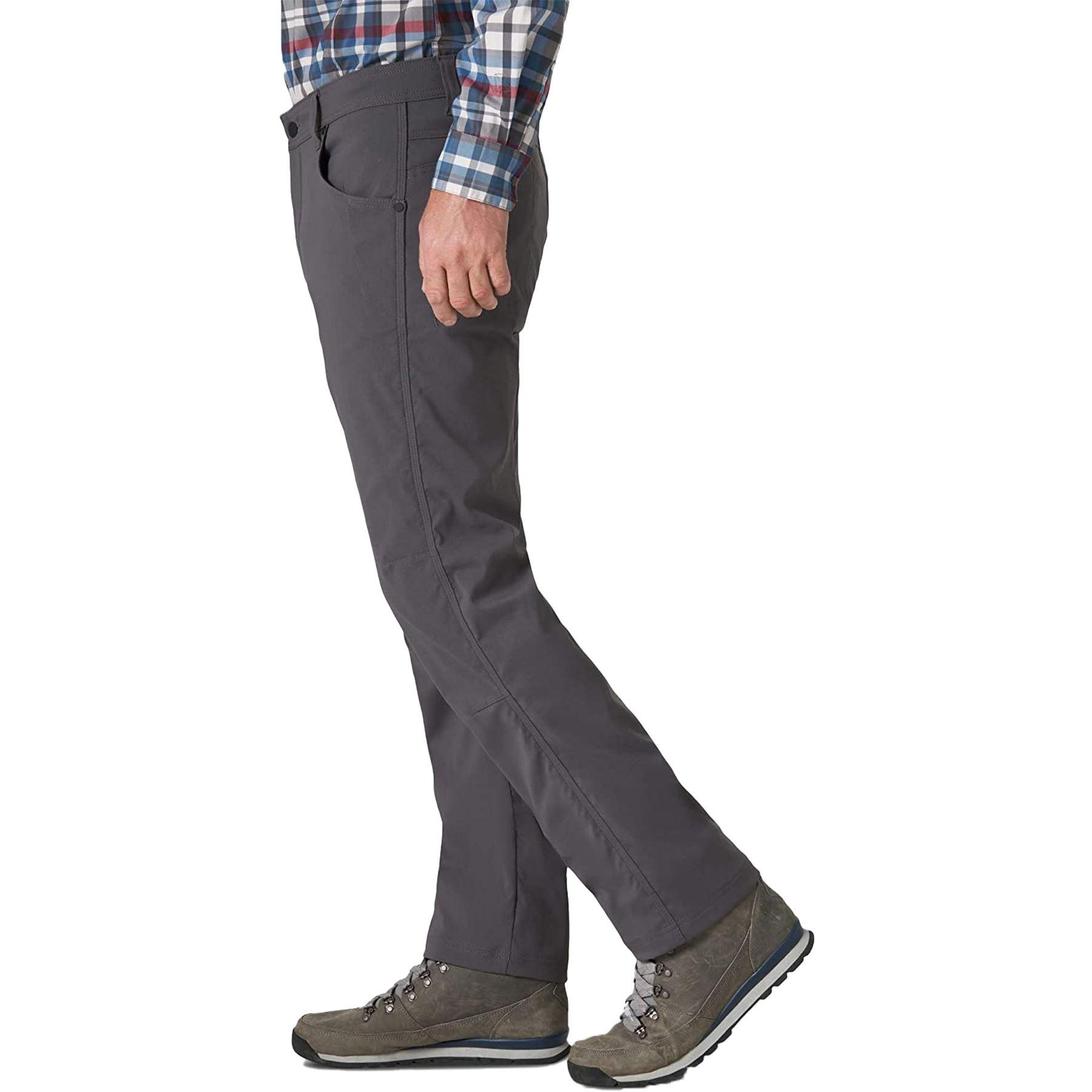 WRANGLER Mens Thermal Fleece Lined Cargo Combat Water Repellant Trousers Pants