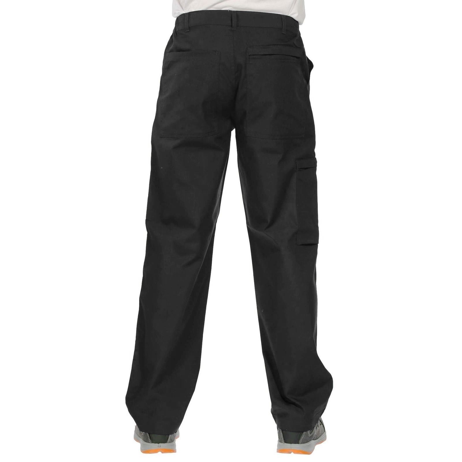 Mens Regatta Work Durable Action Combat Cargo Elasticated Trousers Size 30-42