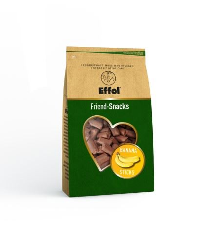 Effol-Ami-collations Banane cheval Treat Sticks x 1 kg