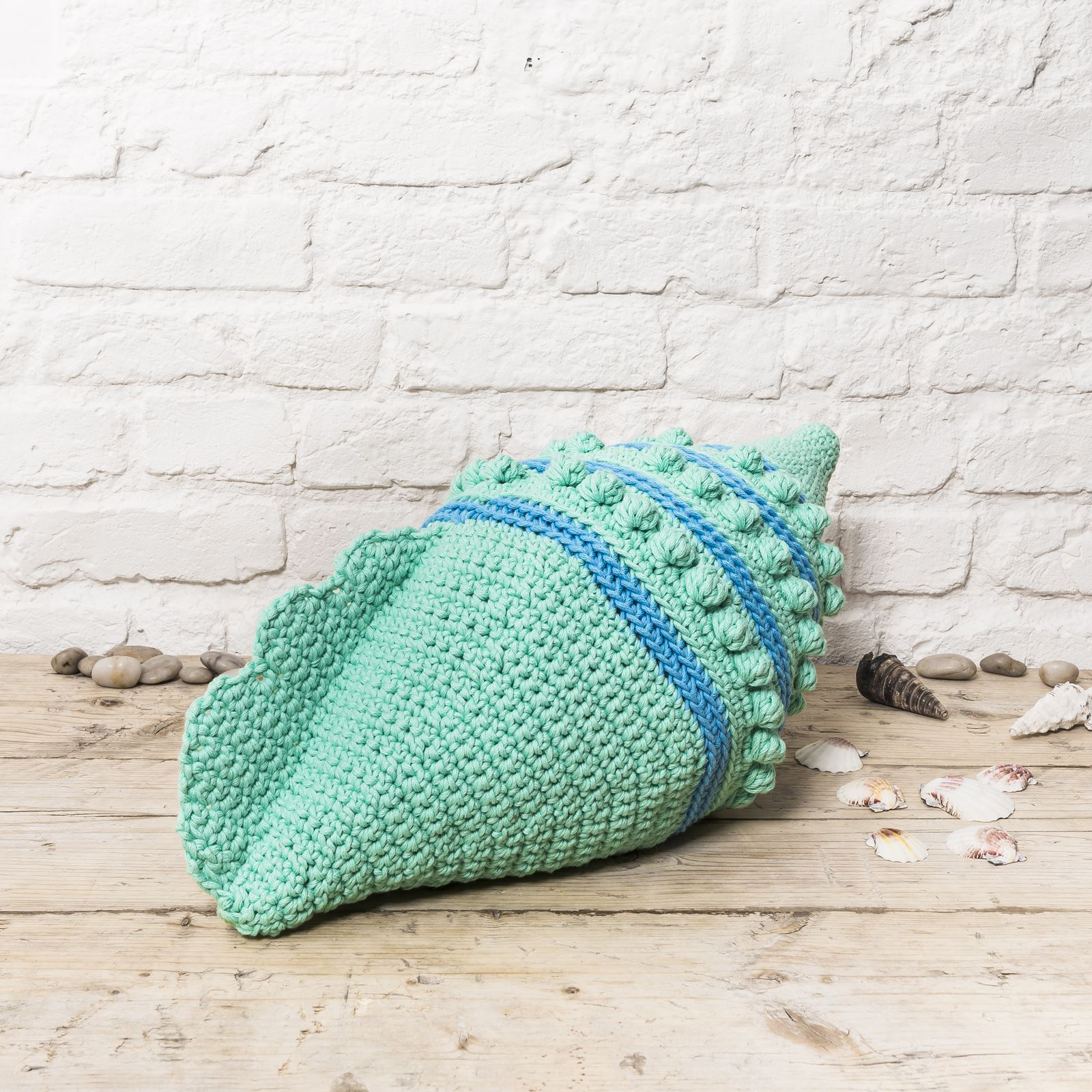 DMC Natura XL Yummy Crochet Patterns Amigurumi Home Decor